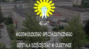 szpital-dziecięcy-40lat
